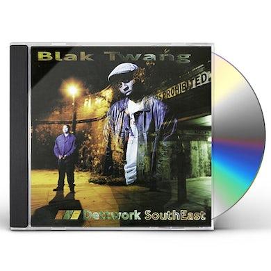 Blak Twang DETTWORK SOUTHEAST CD