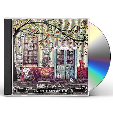 Fabrizio Moro VIA DELLE GIRANDOLE 10 CD