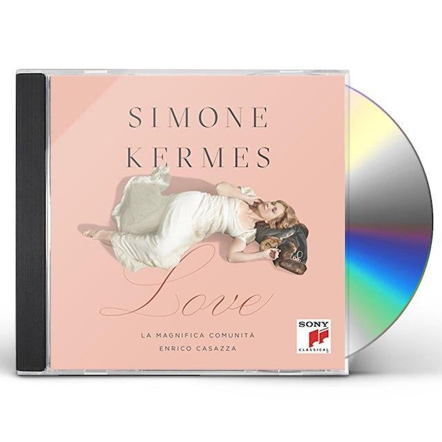 Simone Kermes LOVE CD