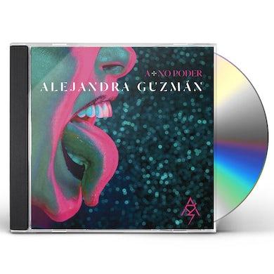 Alejandra Guzman A + NO PODER CD