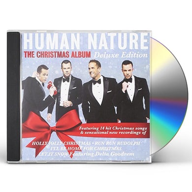 Human Nature CHRISTMAS ALBUM: DELUXE EDITION CD