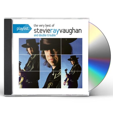 Stevie Ray Vaughan PLAYLIST: VERY BEST OF CD