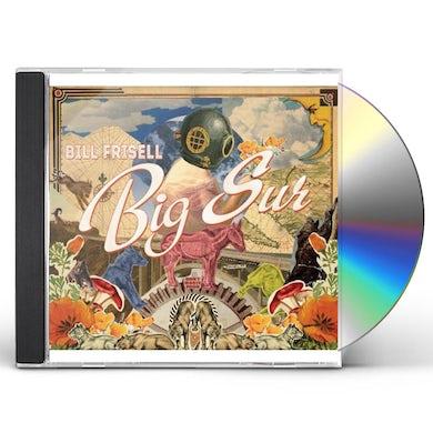 Bill Frisell BIG SUR CD