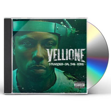 Vellione STRANDED ON THE WIRE CD