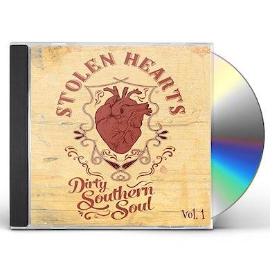 Stolen Hearts DIRTY SOUTHERN SOUL CD