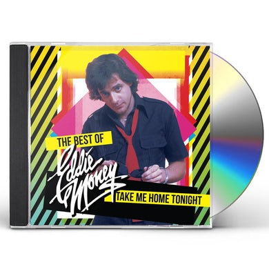 Eddie Money TAKE ME HOME TONIGHT - THE BEST OF CD