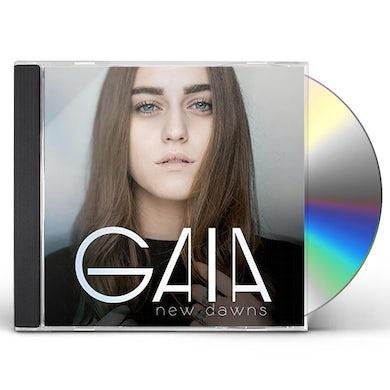 Gaia NEW DAWNS CD