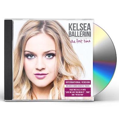 Kelsea Ballerini FIRST TIME CD