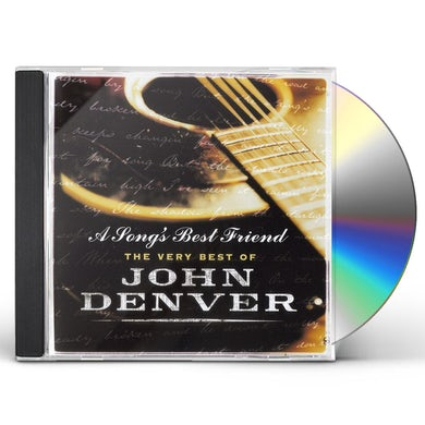 John Denver SONG'S BEST FRIEND: VERY BEST OF (GOLD SERIES) CD