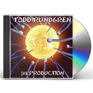 Todd Rundgren (RE)PRODUCTION CD