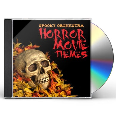 Spooky Orchestra HORROR MOVIE THEMES CD