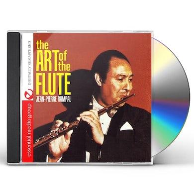 Jean-Pierre Rampal ART OF THE FLUTE CD