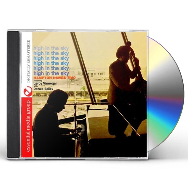 Hampton Hawes HIGH IN THE SKY CD