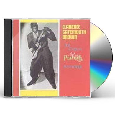 Clarence Gatemouth Brown ORIGINAL PEACOCK RECORDINGS CD