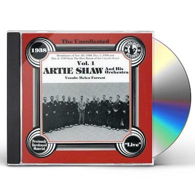 Artie Shaw 1938 VOL 1 CD