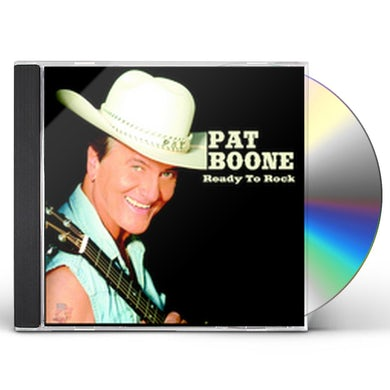 Pat Boone READY TO ROCK CD