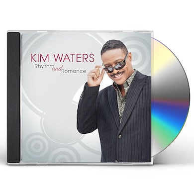 Kim Waters RHYTHM AND ROMANCE CD