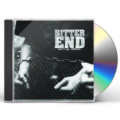 Bitter End GUILTY AS CHARGED CD