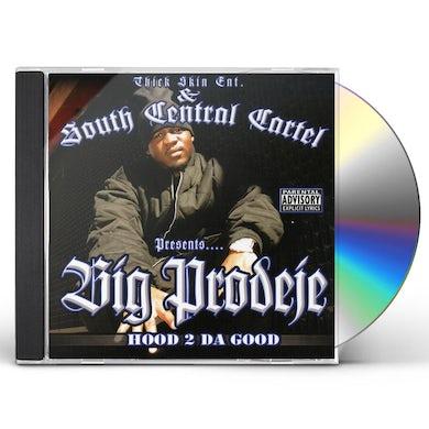 HOOD 2 DA GOOD CD