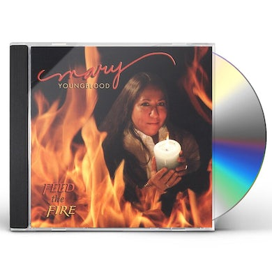 Mary Youngblood FEED THE FIRE CD
