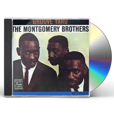 Montgomery Brothers GROOVE YARD CD