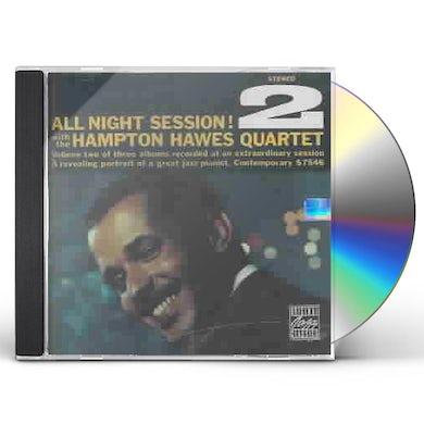 All Night Session, Vol. 2 CD