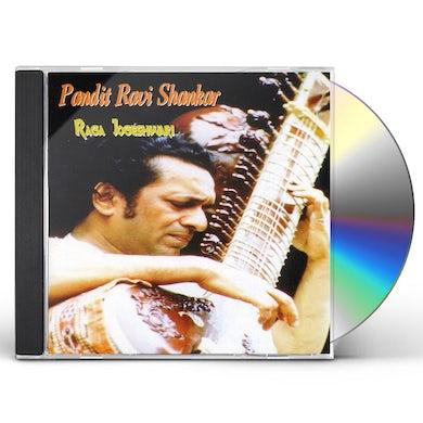 Ravi Shankar RAGJOGESHWARI CD