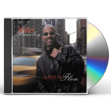 Walter Beasley GO WITH THE FLOW CD