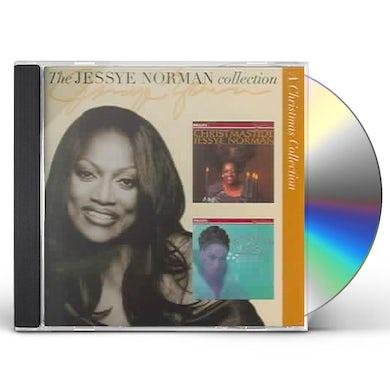 Jessye Norman CHRISTMASTIDE / IN THE SPIRIT CD