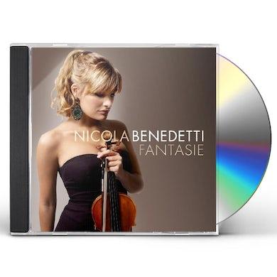 Nicola Benedetti FANTASIE CD