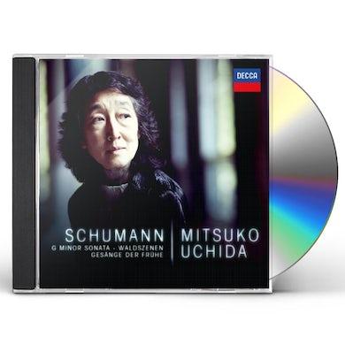 Mitsuko Uchida SCHUMANN CD