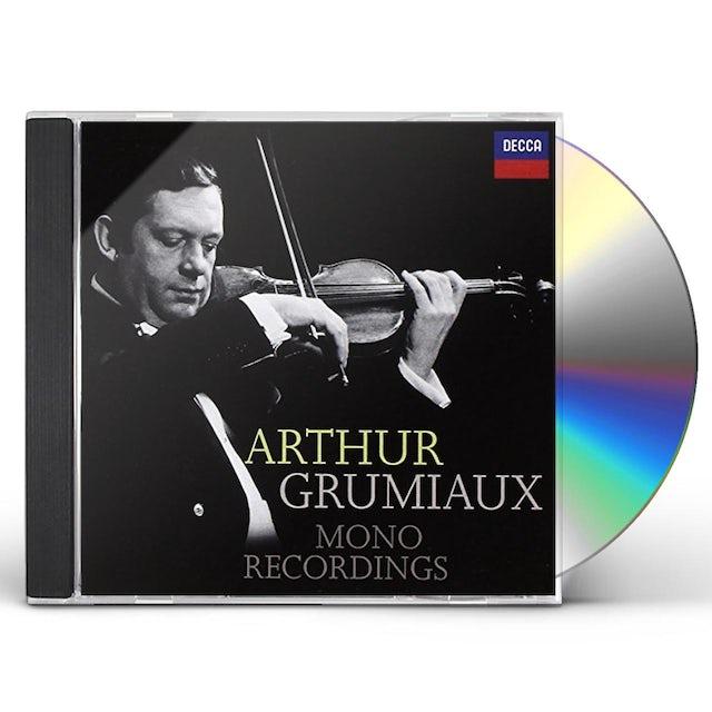 Arthur Grumiaux MONO RECORDINGS CD