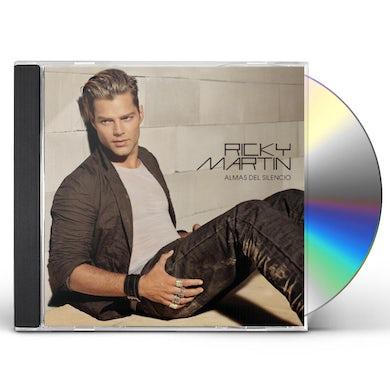 Ricky Martin ALMAS DEL SILENCIO (W/ VCD) CD