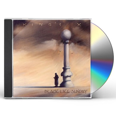 King's X BLACK LIKE SUNDAY CD