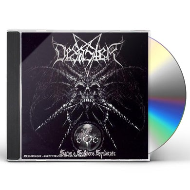 Desaster 666 SATAN SOLDIERS SYNDICATE CD