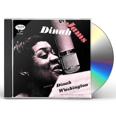 Dinah Washington DINAH JAMS CD