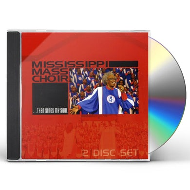 Mississippi Mass Choir THEN SINGS MY SOUL CD