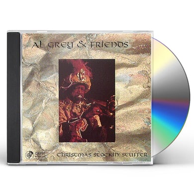 Al Grey CHRISTMAS STOCKIN STUFFER CD