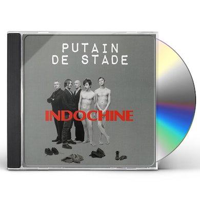 Indochine 2010: PUTAIN DE STADE: LIVE CD