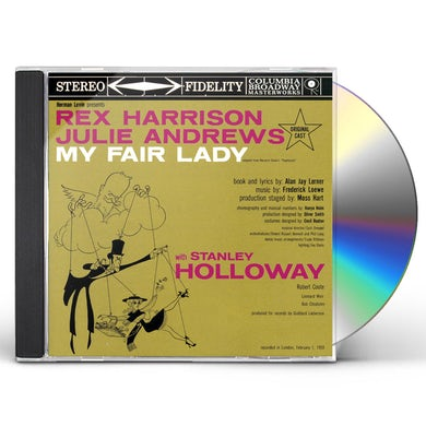 Original Cast  My Fair Lady (OCR) CD