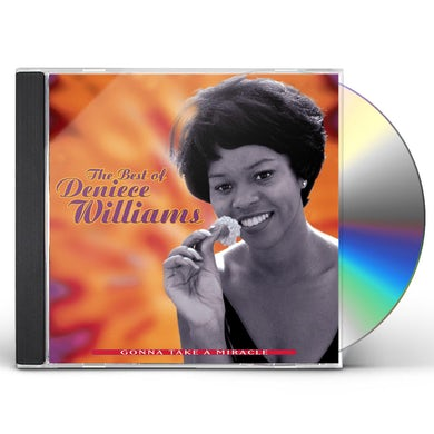 Deniece Williams GONNA TAKE A MIRACLE: BEST OF CD