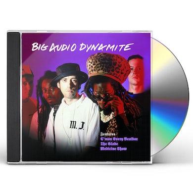 Big Audio Dynamite SUPER HITS CD