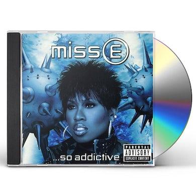 Missy Elliott MISS E. SO ADDICTIVE CD