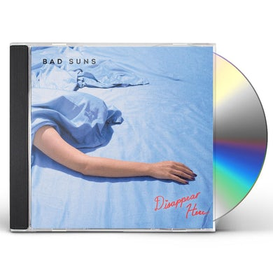 Bad Suns DISAPPEAR HERE CD