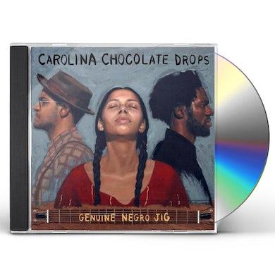 Carolina Chocolate Drops GENUINE NEGRO JIG CD