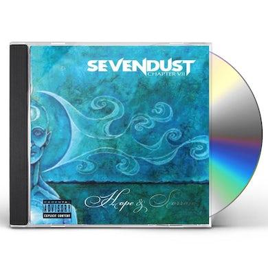 Sevendust CHAPTER VII: HOPE & SORROW CD