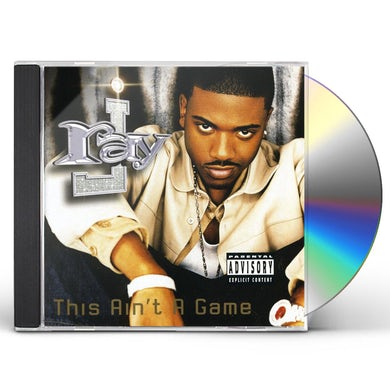 ray j THIS AIN'T A GAME CD
