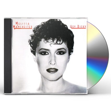 Melissa Manchester HEY RICKY CD