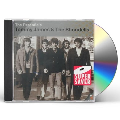 Tommy James & The Shondells Essentials CD