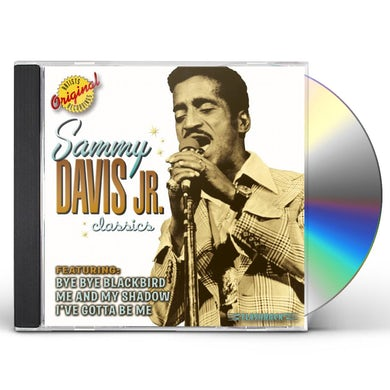Sammy Davis Jr CLASSICS CD